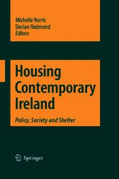 Housing Contemporary Ireland by Michelle Norris