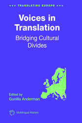 Voices in Translation by Gunilla Anderman