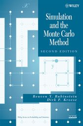 Simulation and the Monte Carlo Method by Reuven Y. Rubinstein