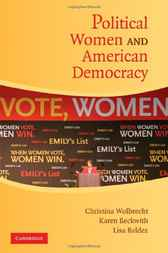 Political Women and American Democracy by Christina Wolbrecht