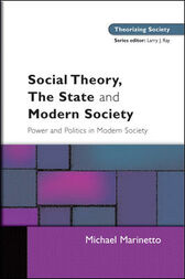 Social Theory by Michael Marinetto