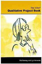 The Nvivo Qualitative Project Book by Patricia Bazeley