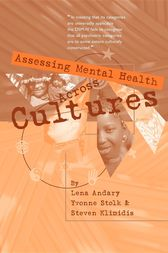 Assessing Mental Health Across Cultures by Lena Andary