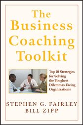 The Business Coaching Toolkit by Stephen G. Fairley