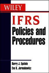 IFRS Policies and Procedures by Barry J. Epstein
