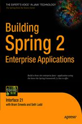 Building Spring 2 Enterprise Applications by Seth Ladd