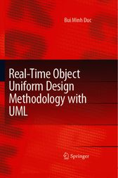 Real-Time Object Uniform Design Methodology with UML by Bui Minh Duc