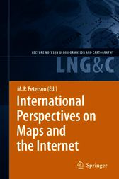 International Perspectives on Maps and the Internet by Michael P Peterson