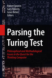 Parsing the Turing Test by Robert Epstein