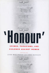 'Honour' by Lynn Welchman