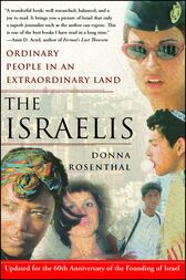 The Israelis by Donna Rosenthal