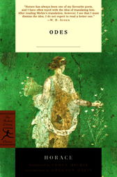 Odes by Horace;  James Michie;  Gregson Davis