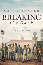 Breaking the Bank by Carol Baxter