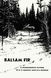 Balsam Fir by E.V. Bakuzis