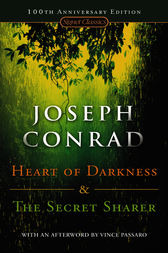 an analysis of the themes in the secret sharer by joseph conrad Secret sharer: theme analysis, free study guides and book notes including comprehensive chapter analysis, complete summary analysis, author biography information.