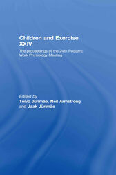 Children and Exercise XXIV by Toivo Jurimae