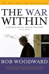 The War Within by Bob Woodward