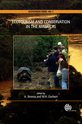 Ecotourism and Conservation in the Americas by A. Stronza