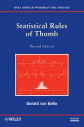 Statistical Rules of Thumb by Gerald van Belle