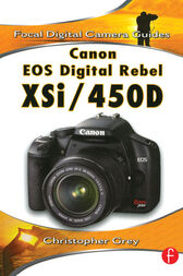 Canon EOS Digital Rebel XSi/450D by Christopher Grey
