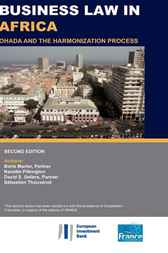 Business Law in Africa by Boris Martor