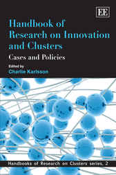 Handbook of Research on Innovation and Clusters by Charlie Karlsson