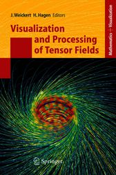 Visualization and Processing of Tensor Fields by Joachim Weickert
