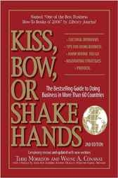 Kiss, Bow, Or Shake Hands by Terri Morrison