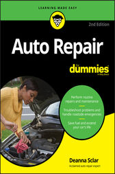 Auto Repair For Dummies by Deanna Sclar