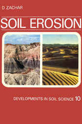 Soil Erosion by D. Zachar