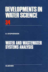Water and Wastewater Systems Analysis by D. J. Stephenson