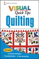 Quilting VISUAL Quick Tips by Sonja Hakala