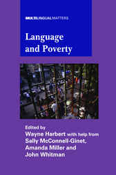 Language and Poverty by Wayne Harbert