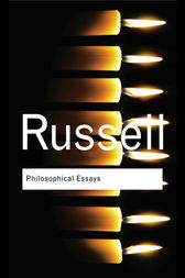 Philosophical Essays by Bertrand Russell