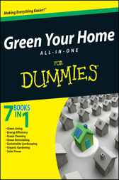 Green Your Home All in One For Dummies by Yvonne Jeffery