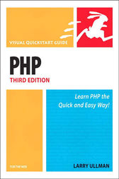 PHP for the Web by Larry Ullman