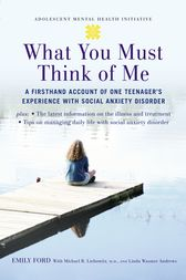 What You Must Think of Me by Emily Ford