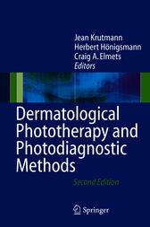 Dermatological Phototherapy and Photodiagnostic Methods by Jean Krutmann