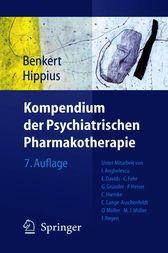 Kompendium der Psychiatrischen Pharmakotherapie by unknown