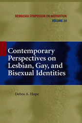Contemporary Perspectives on Lesbian, Gay, and Bisexual Identities by Debra A. Hope