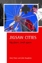 Jigsaw Cities by Anne Power