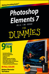Photoshop Elements 7 All-in-One For Dummies by Barbara Obermeier