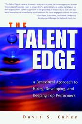 The Talent Edge by David S. Cohen