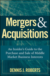Mergers & Acquisitions by Dennis J. Roberts