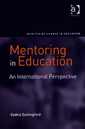 Mentoring in Education by Cedric Cullingford