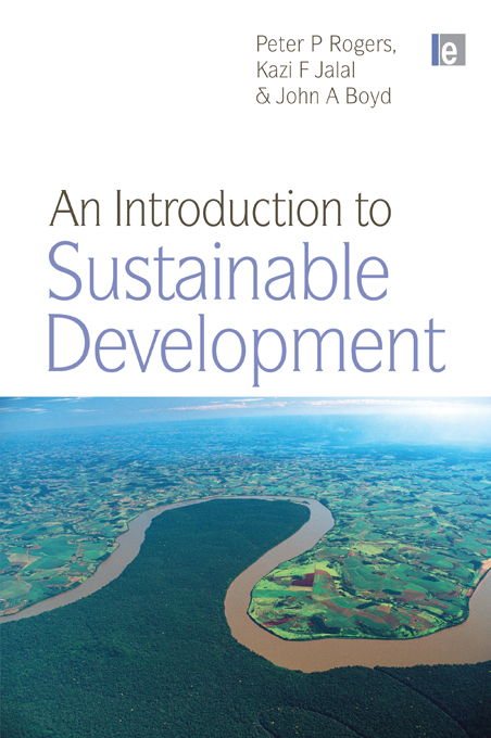 Download Ebook An Introduction to Sustainable Development by Peter P. Rogers Pdf