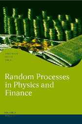 Random Processes in Physics and Finance by Melvin Lax