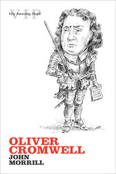 Oliver Cromwell by John Morrill