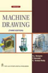 Machine Drawing by K.L. Narayana