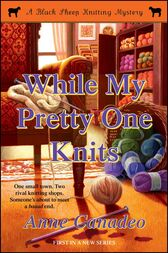 While My Pretty One Knits by Anne Canadeo